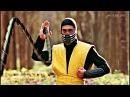 Johnny Cage vs Scorpion - Mortal Kombat