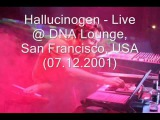 Hallucinogen - Live at The DNA Lounge, San Francisco, 2001