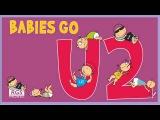 Babies go U2. Full Album. U2 para beb
