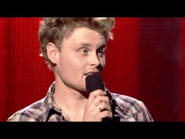 "The Voice of Poland Michał Chmielewski ""We Are Young"