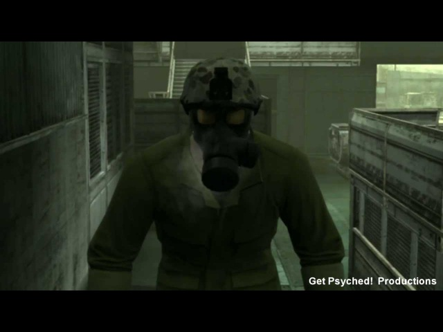 Metal Gear 2: Solid Snake MGO Rendition [Director's Cut] (Part 3: I Am Running Man)