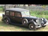 Белорецкий умелец Павел Копьев восстановил редчайший автомобиль