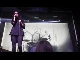 Дария Нуки Ставрович  Переменный ветер, Москва 4 декабря 2016 (live)
