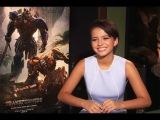 Transformers 5's Isabela Moner Talks Snapchatting with Anthony Hopkins &amp Adding Spanish Words