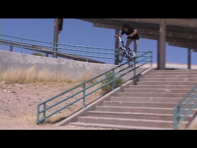 LAHSAAN KOBZA CASUAL BMX 2016 VIDEO