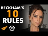 Victoria Beckham's Top 10 Rules For Success (@victoriabeckham)