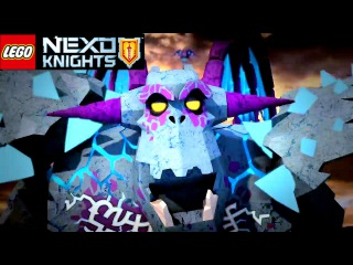 LEGO Nexo Knights сканировать Nexo силы 2017 в игре выбрать Гримрок Лего Нексо Найтс