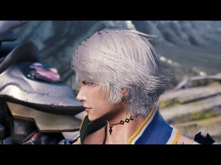 Mobius Final Fantasy on Steam Trailer