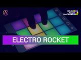 Drum Pad Machine - Phenom - Electro Rocket