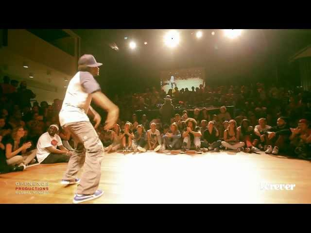 Judge Battles Mamson vs Tatsuo House Dance Forever 2013