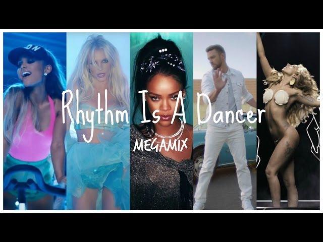 Rhythm Is A Dancer Megamix Rihanna Ariana Grande Gaga Britney Madonna and More