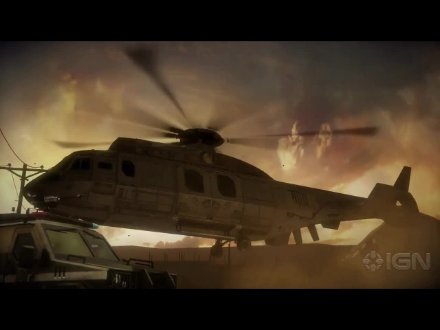 Army of TWO: The Devil's Cartel - Double or Nothing Music Video
