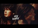 bellamy &amp octavia  my baby (4x05)
