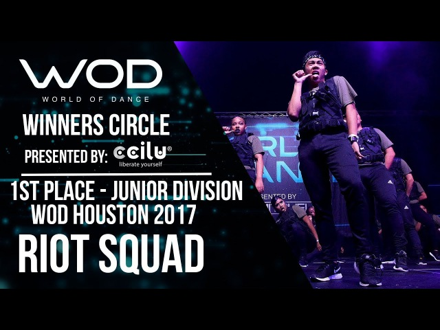 RIOT | 1st Place Junior Division I Winners Circle | WOD Houston 2017 | WODHTOWN17
