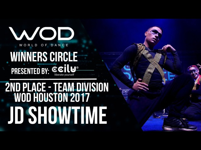 JD Showtime | 2nd Place Team Division I Winners Circle | WOD Houston 2017 | WODHTOWN17