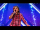 America's Got Talent 2017 Angelica Hale 9 Year Old Stuns Simon The Crowd Full Audition S12E02