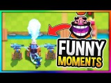 Clash Royale Funny Moments &amp Glitches &amp Fails and Trolls Clash Royale Montage #20