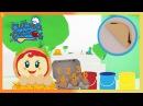 Margherita e le uova! Giochiamo e coloriamo insieme! 10 Minuti