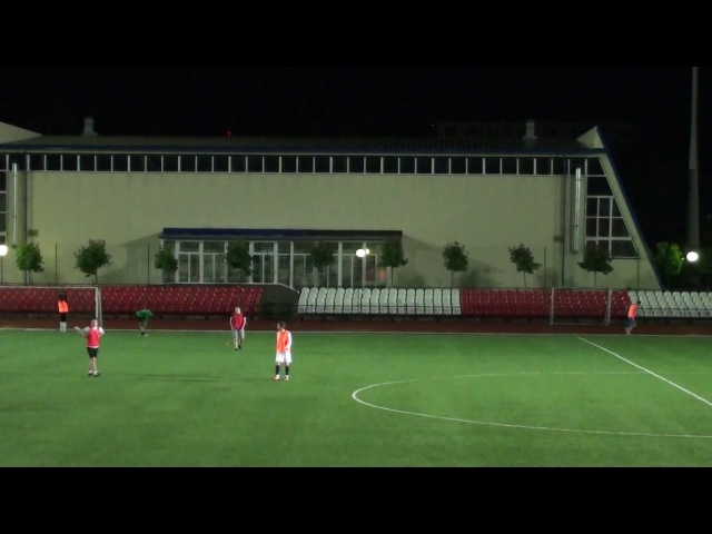 Amateur league КБР  Ла Лига. 6 тур. Леванте - Реал Сосьедад. 1 тайм.
