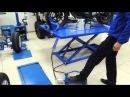 Подъемник для мото и квадроциклов Nordberg N4M4 Оборудование для автосервиса и шино...