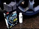 Полироль для шин для придания блеска SOFT99 PURE SHINE Чернитель резины