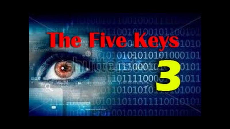 Пять ключей: Семена / 3 серия