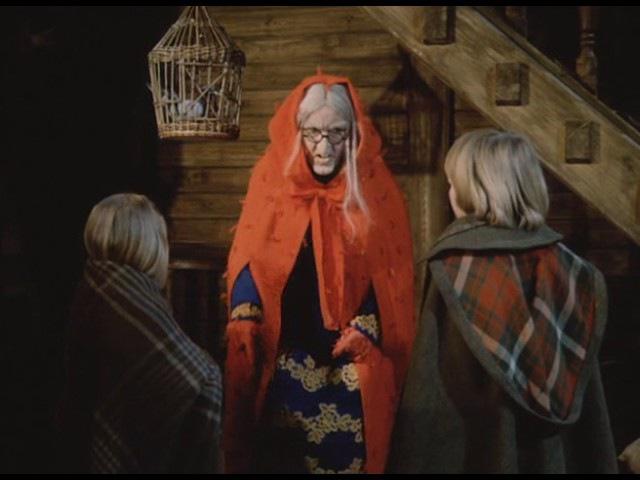 Фильм-сказка Синяя птица (1976)