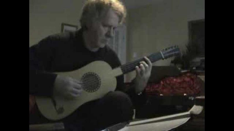 Baroque Guitar - Fantasia de Falsas
