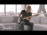 Kenny Wayne Shepherd Introduces the Fender American Professional Stratocaster Fender