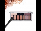 Макияж с палеткой The Precious Copper Collection Eyeshadow Palette