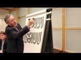 Мастер каллиграфии Хаджи Ноор Дин этнический хуэй (дунган) более известен в арабском мире и на Западе.