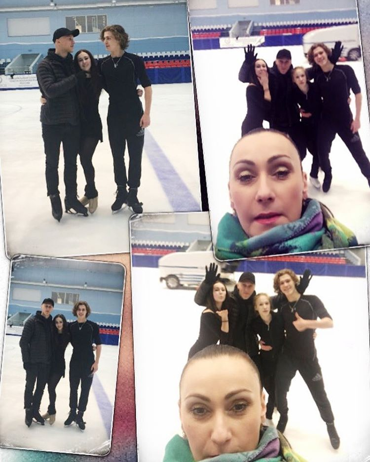Группа Ксении Румянцевой - ЦСО «Самбо-70», отделение «Хрустальный» (Москва) - Страница 2 OaQtyIs6DcI