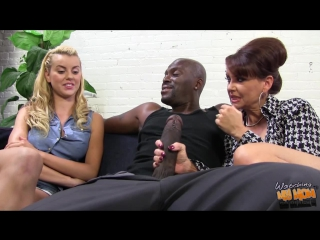 [WatchingMyMomGoBlack] Jessie Rogers, Janet Mason [HD 720, Big Tits, Black, Blowjob, Creampie, Group, Interracial, MILF, Sex]