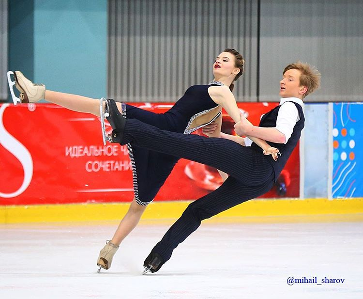 Анастасия Скопцова-Кирилл Алешин/танцы на льду - Страница 3 O8SF4YCRmUY