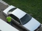 А ты точно закрыл свою машину??
