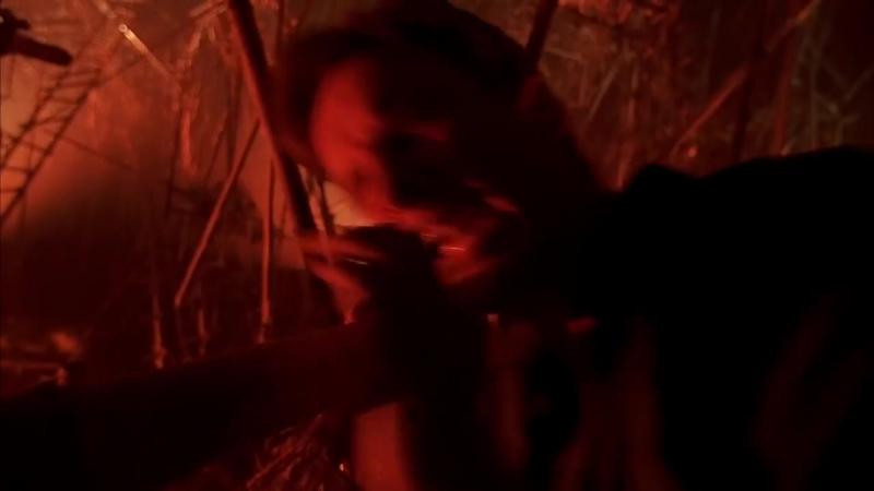 фрагмент из фильма Смертельная битва - Скорпион