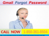 Get instant help from Gmail Forgot Password 1-850-361-8504
