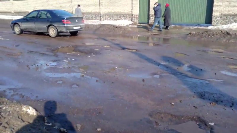 Краса Володимирських доріг 14 км від кордону з Євросоюзом