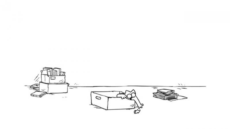 Саймон кот - 16 серия
