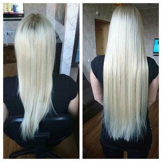 Цена на наращивание волос в новокузнецке