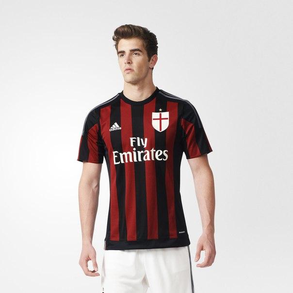 Игровая футболка Милан Home