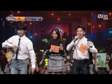 VK22.06.2017 MONSTA X Kihyun  Hyungwon Special MC cut @ M!Countdown