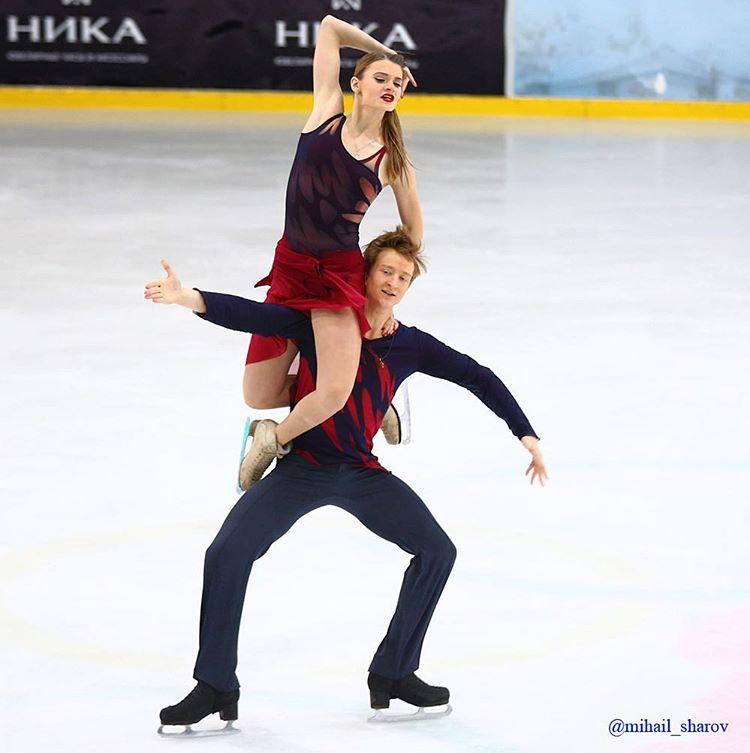 Анастасия Скопцова-Кирилл Алешин/танцы на льду - Страница 3 7Bppd3sgoXQ
