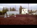 16.09.2017 Кася и Люба - хитропопые прыжки)