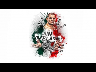 Cain Velasques By Natural Born MMA Fan