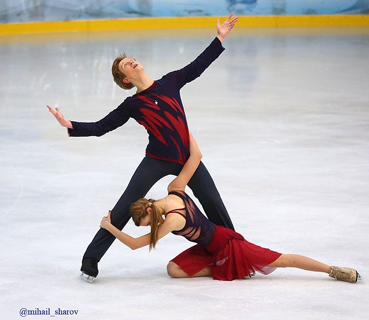 Анастасия Скопцова-Кирилл Алешин/танцы на льду - Страница 3 7WU50wgfXjc