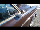1954 Ford Crestline V8 Sedan 4 door