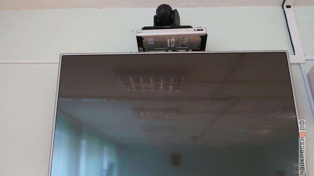 камера в суде, Чайковский, 2017 год