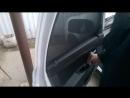 Автошторки на магнитах, инструкция по установке.