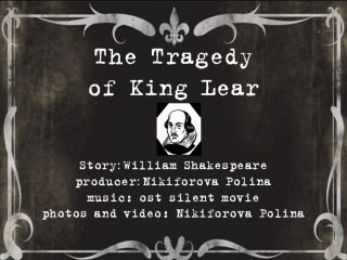 king lear shakespeare tragedy Get an answer for 'discuss why king lear can be seen as the best tragedy' and find homework help for other king lear questions at enotes.